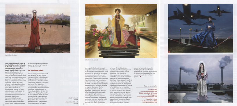 Azart Magazine - Archanges Urbains