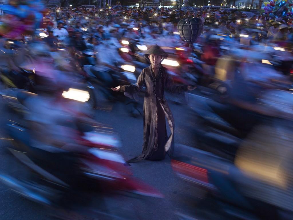Ho Chi Minh - Ho Chi Minh ville 11/2011