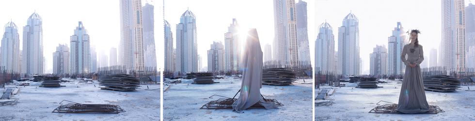 Urban Archangels Concept